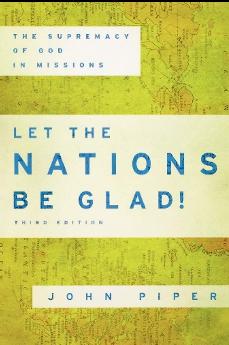 Let The Nation Be Glad