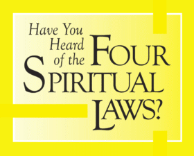Four Spiritual Laws 1