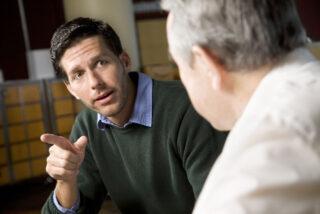 Article8 Two Men Talking