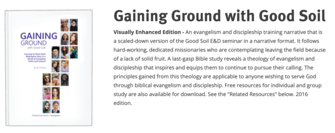 Gaining Ground Sept Article