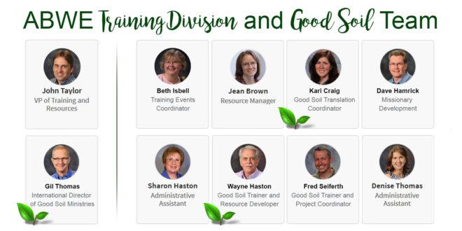 Good Soil Team 2018