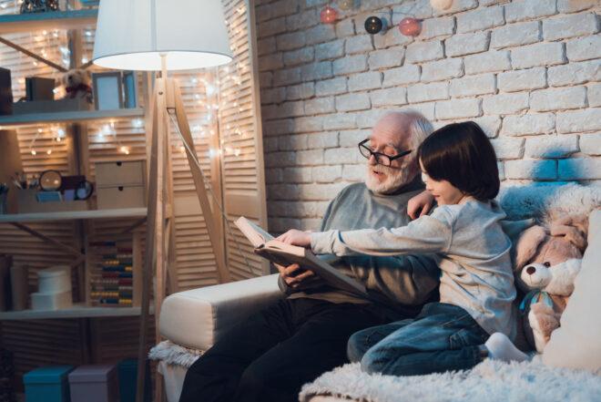 Grandfather Grandson98228179 M