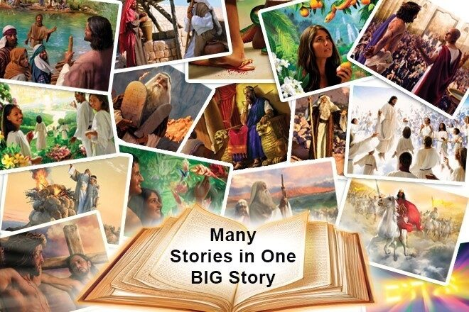 Many Storie One Story
