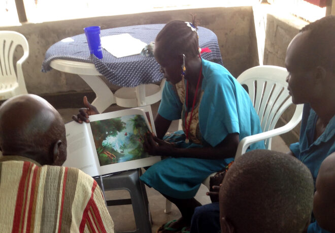 Mary South Sudan