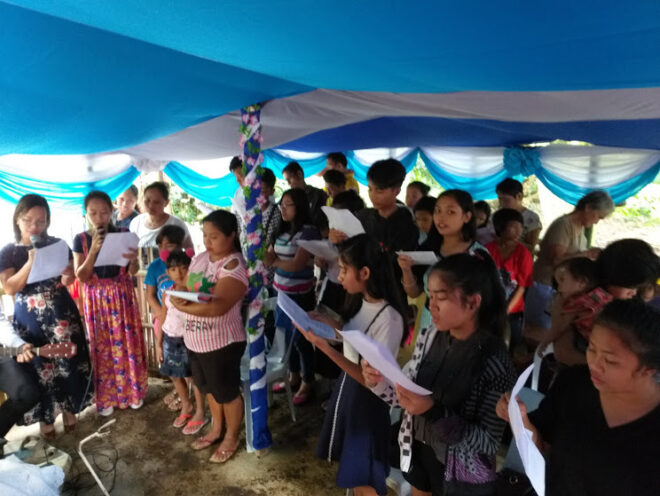 New Church Sings
