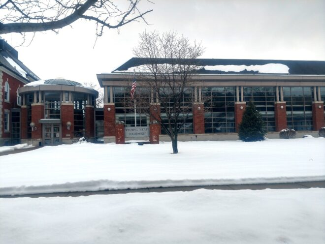 Snow Jail