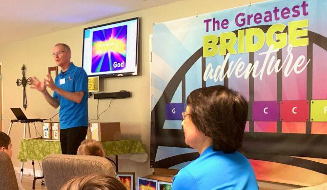TGBA at GBC Gil teaching