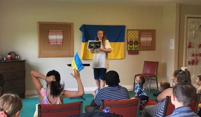 TGBA at GBC Joy Missionary Story
