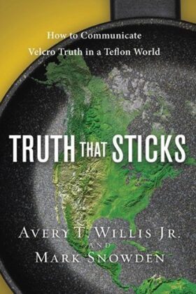 truth that sticks book cover